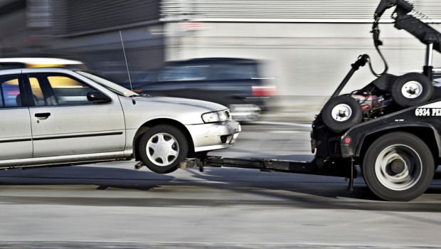 professional Towing in Sutton